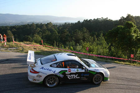 """RMC Motorsport EN EL 52º RALLYE """"PRINCESA DE ASTURIAS"""""""