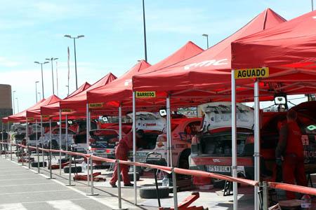 RMC asistirá a 14 vehículos en la segunda prueba del CERT 2015